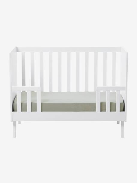 lit b b transformable barreaux madison vertbaudet. Black Bedroom Furniture Sets. Home Design Ideas