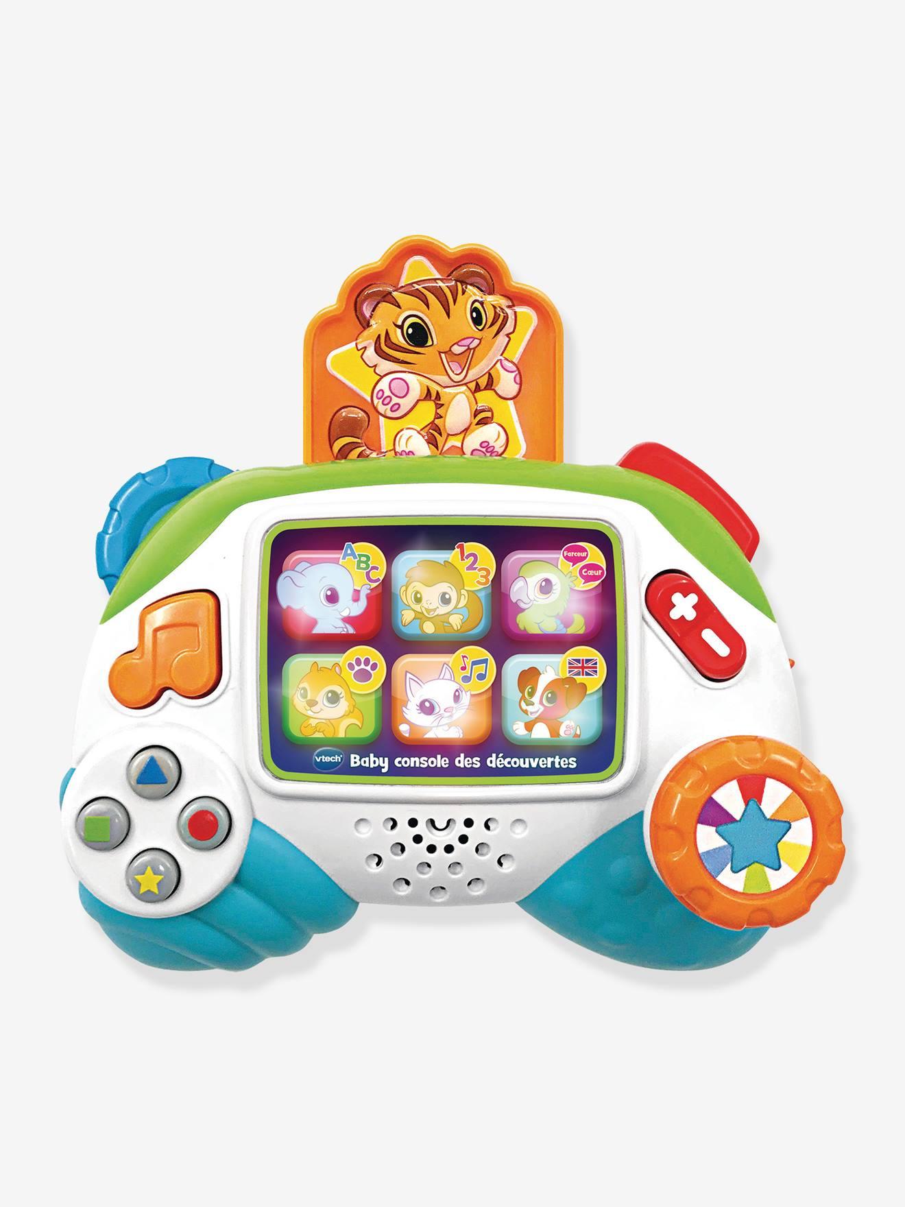 Baby console des découvertes VTECH multicolore