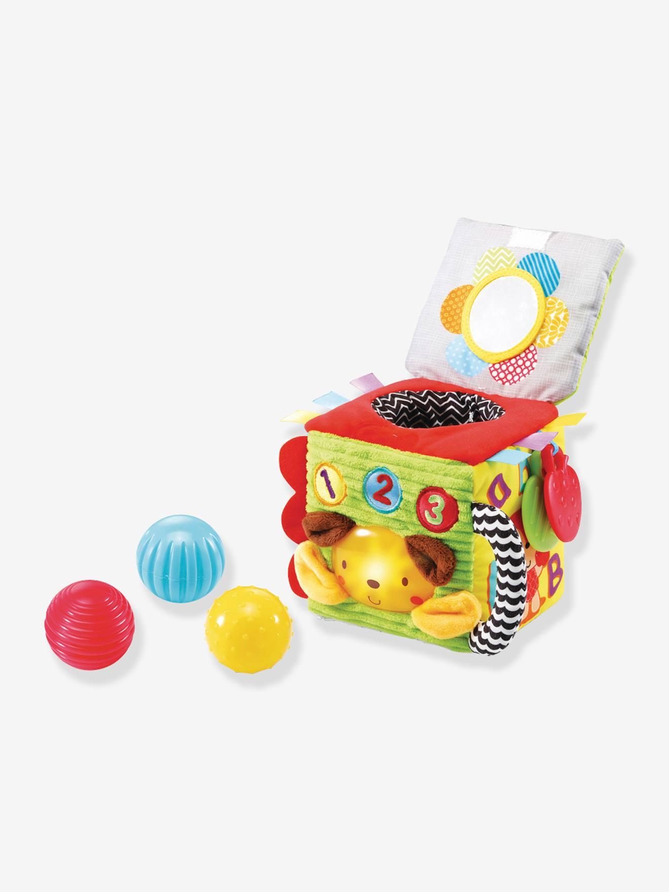 Cube interactif éveil sensoriel VTECH multicolore