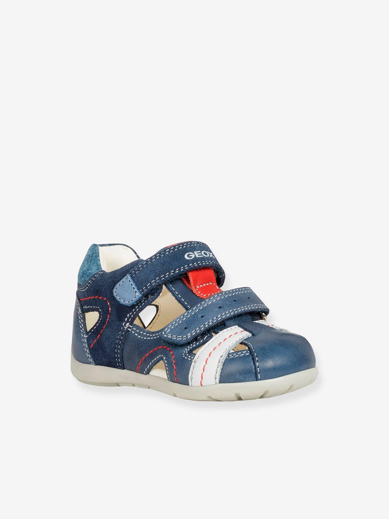 Geox B Kaytan C, Chaussures Marche bébé garçon