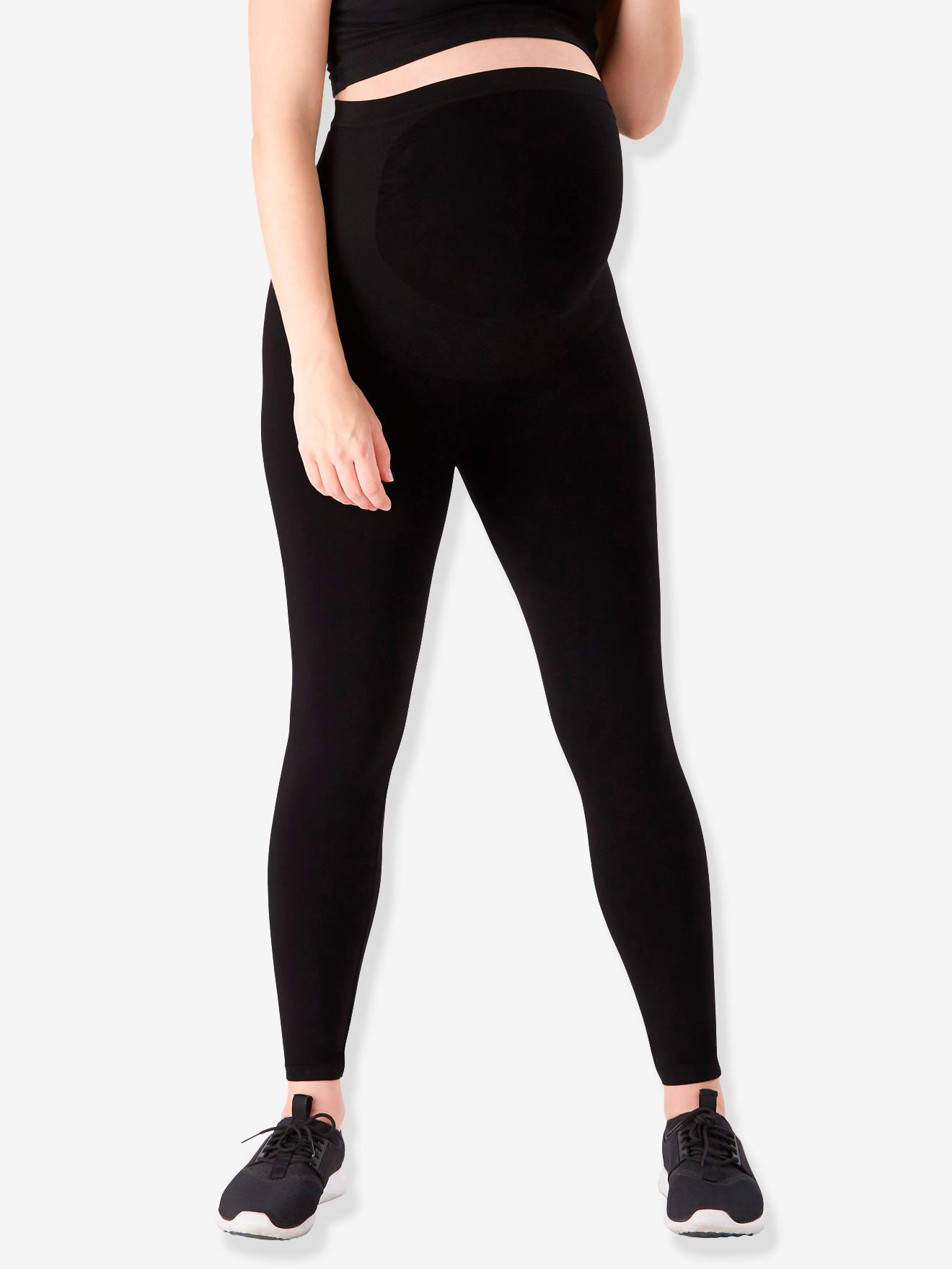 Legging de grossesse Bump Support Legging BELLY BANDIT noir