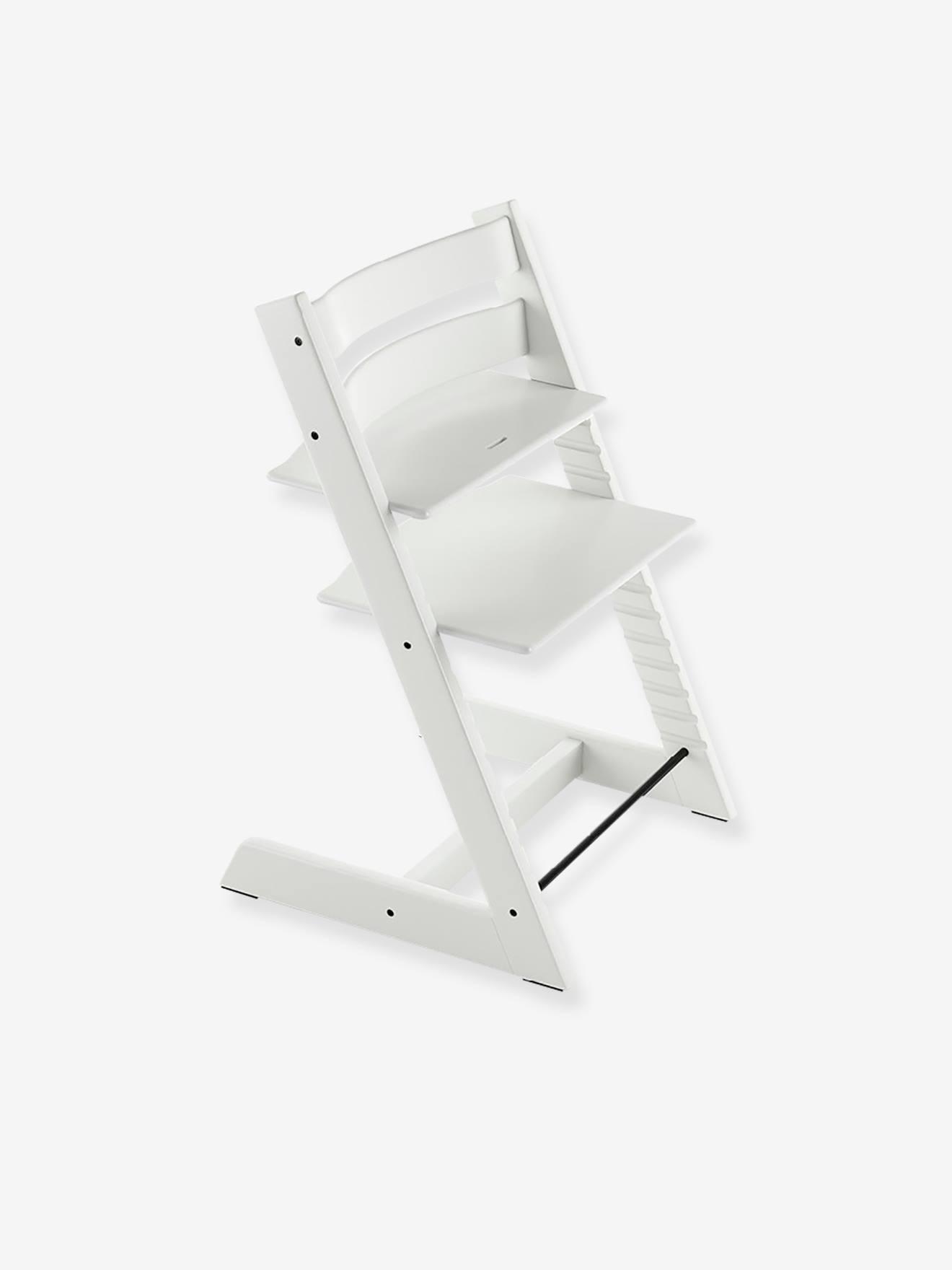 Chaise haute Tripp Trapp STOKKE blanche