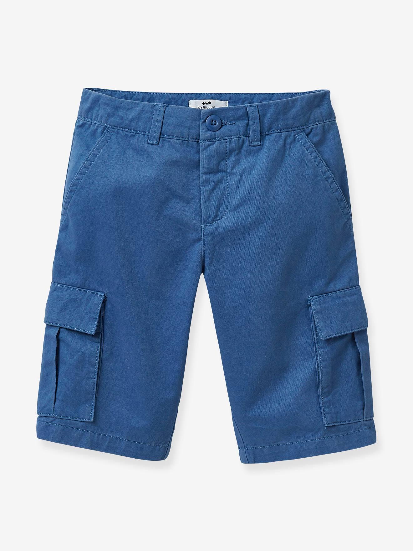 Shorts pour garçons en taille 86 Orange