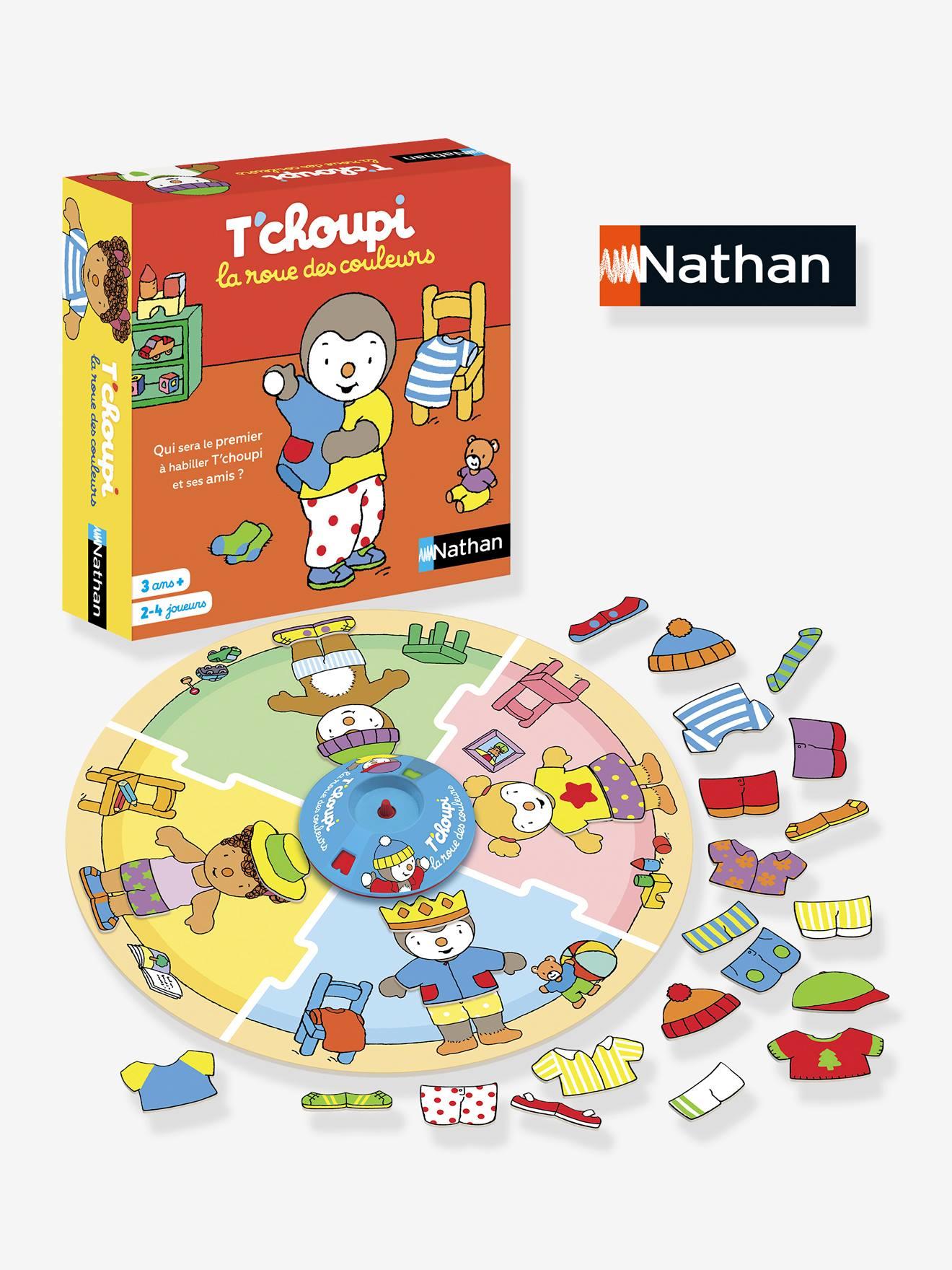 Jeux de construction enfant Nathan Jouets enfants fille