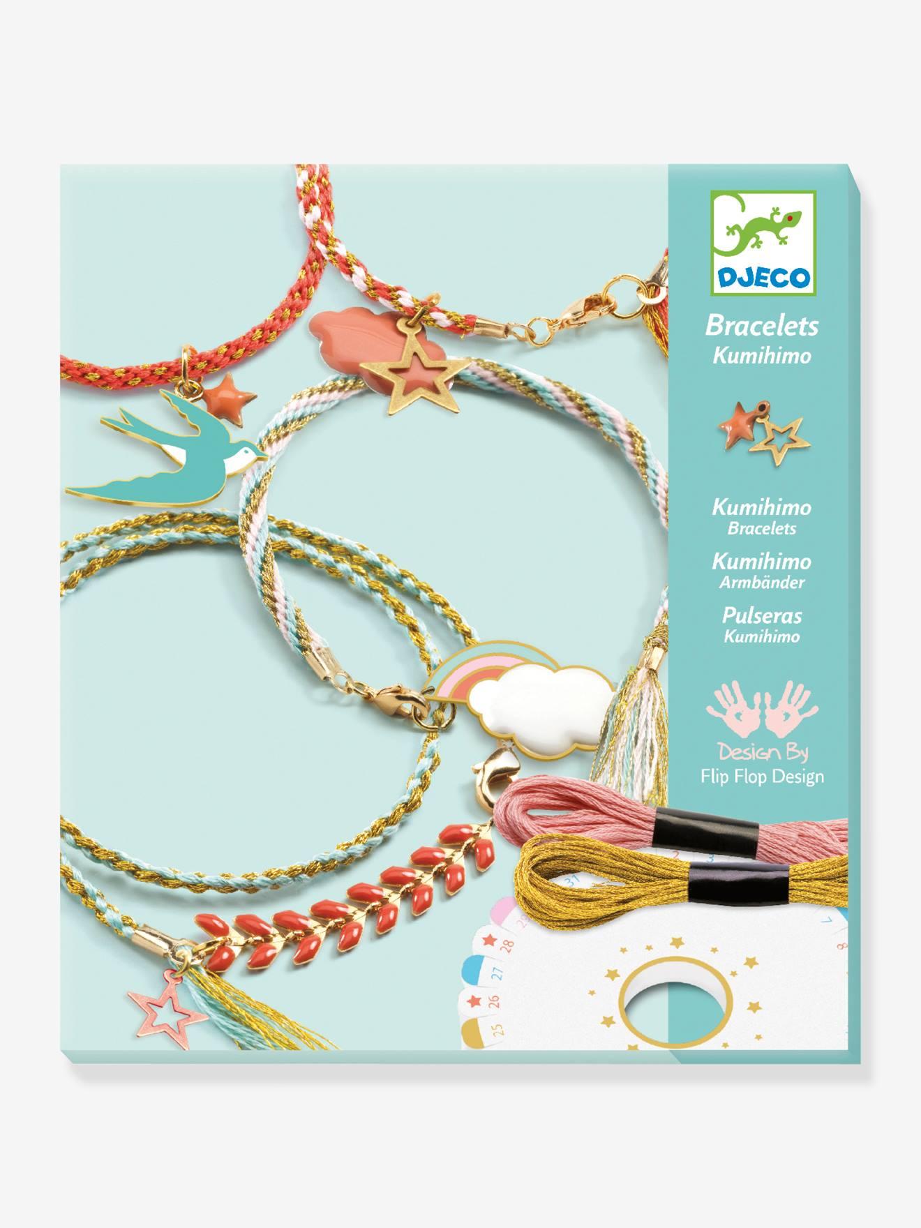 Bracelets Céleste DJECO vert