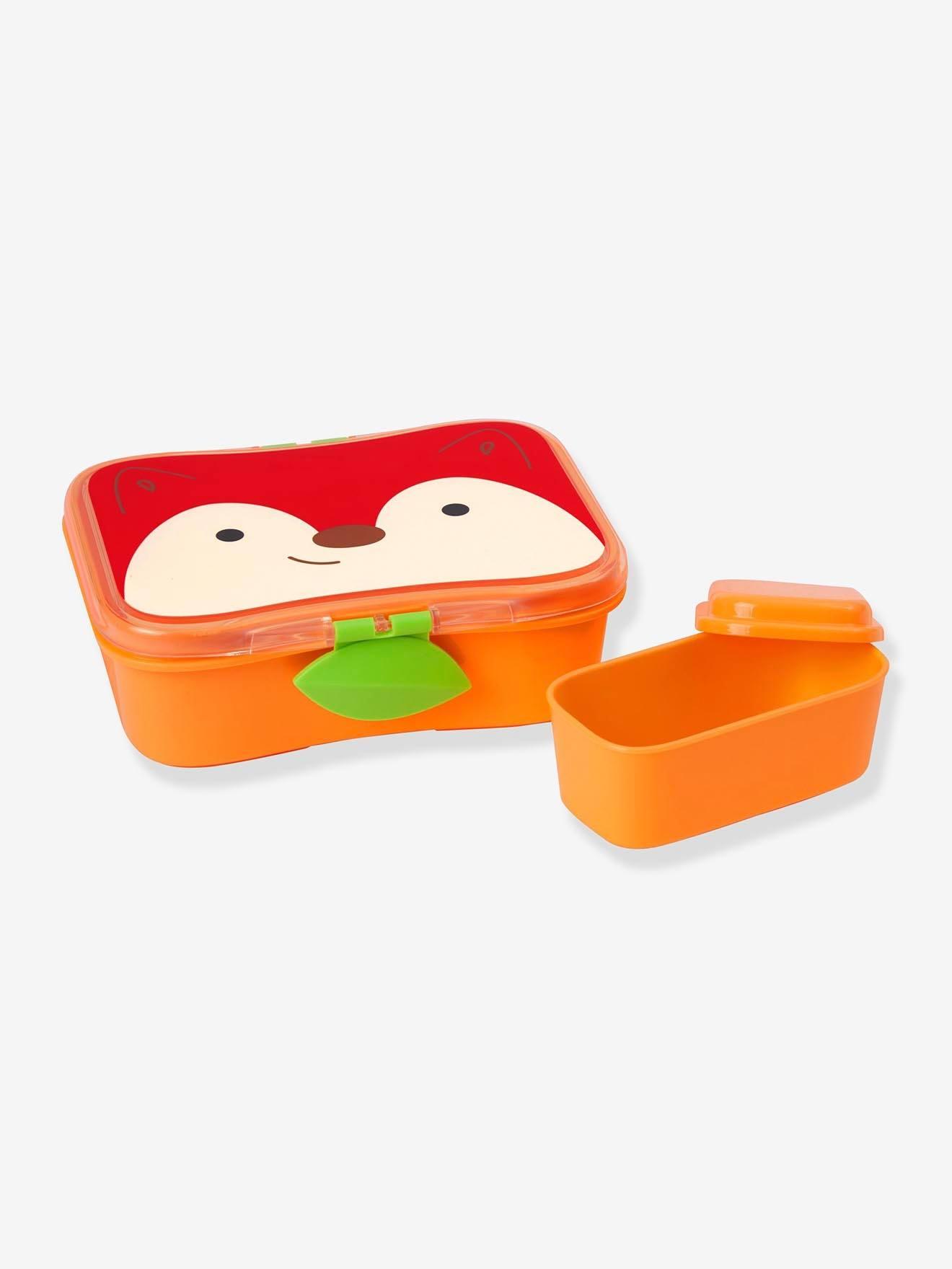 Boîte à repas et tartines SKIP HOP Zoo Lunch Kit renard