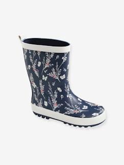 Pour fille et gar/çon DKSUKO Bottes de pluie imperm/éables en caoutchouc pour enfant