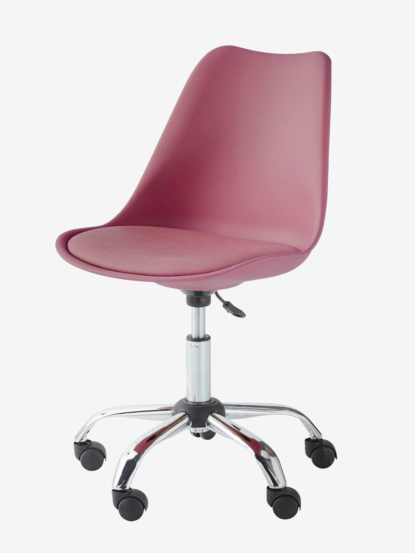 Chaise de bureau primaire à roulettes - vert
