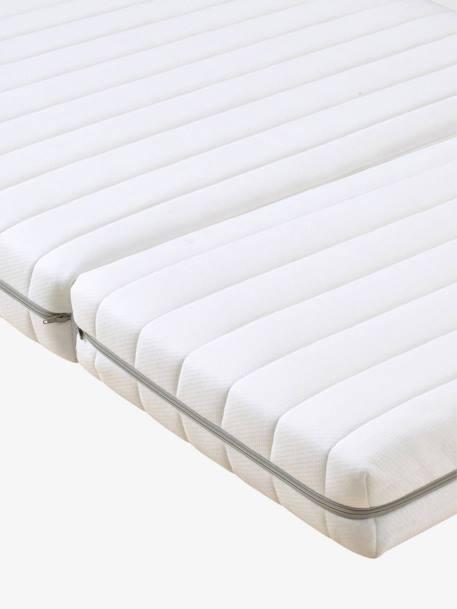 matelas entretien facile sp cial lit volutif blanc vertbaudet. Black Bedroom Furniture Sets. Home Design Ideas