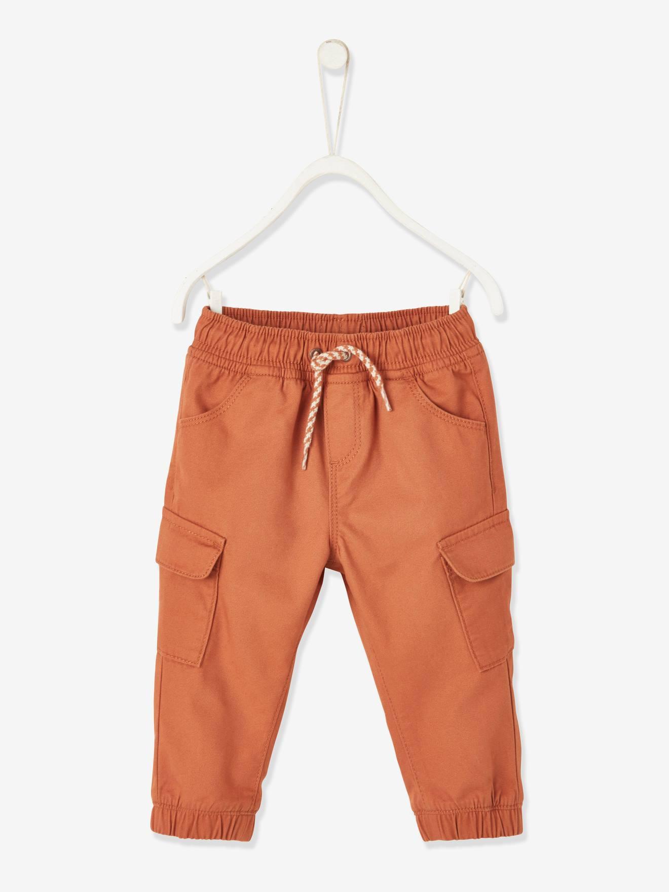 Pantalon battle bébé chamois