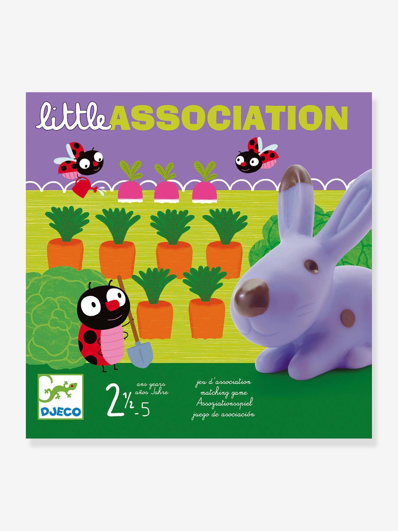 Little Association - DJECO multicolore