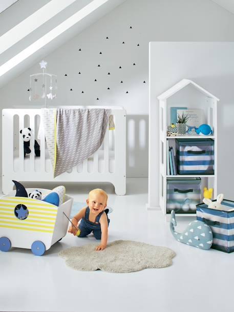 tapis nuage gris clair vertbaudet. Black Bedroom Furniture Sets. Home Design Ideas