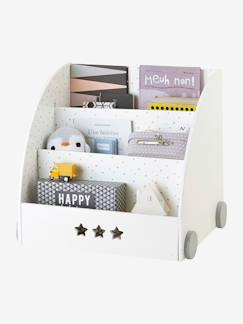 biblioth que enfant rangements pour enfants vertbaudet. Black Bedroom Furniture Sets. Home Design Ideas