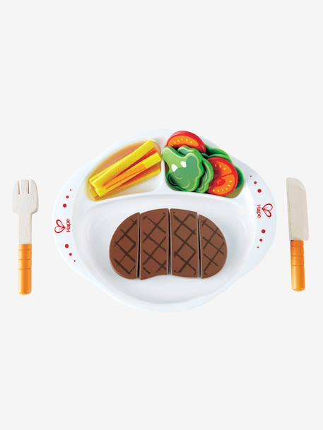 Set steak frites HAPE. Multicolore 1 - vertbaudet enfant