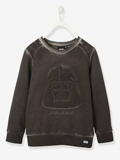 Garçon-Sweat-Sweat-shirt garçon Star Wars® Dark Vador brodé