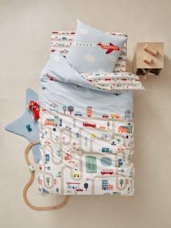Housse de couette enfant - Parure de lit enfants - vertbaudet