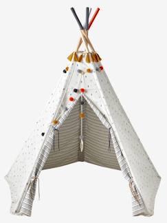tipi enfant tente d 39 int rieur jouets pour fille. Black Bedroom Furniture Sets. Home Design Ideas