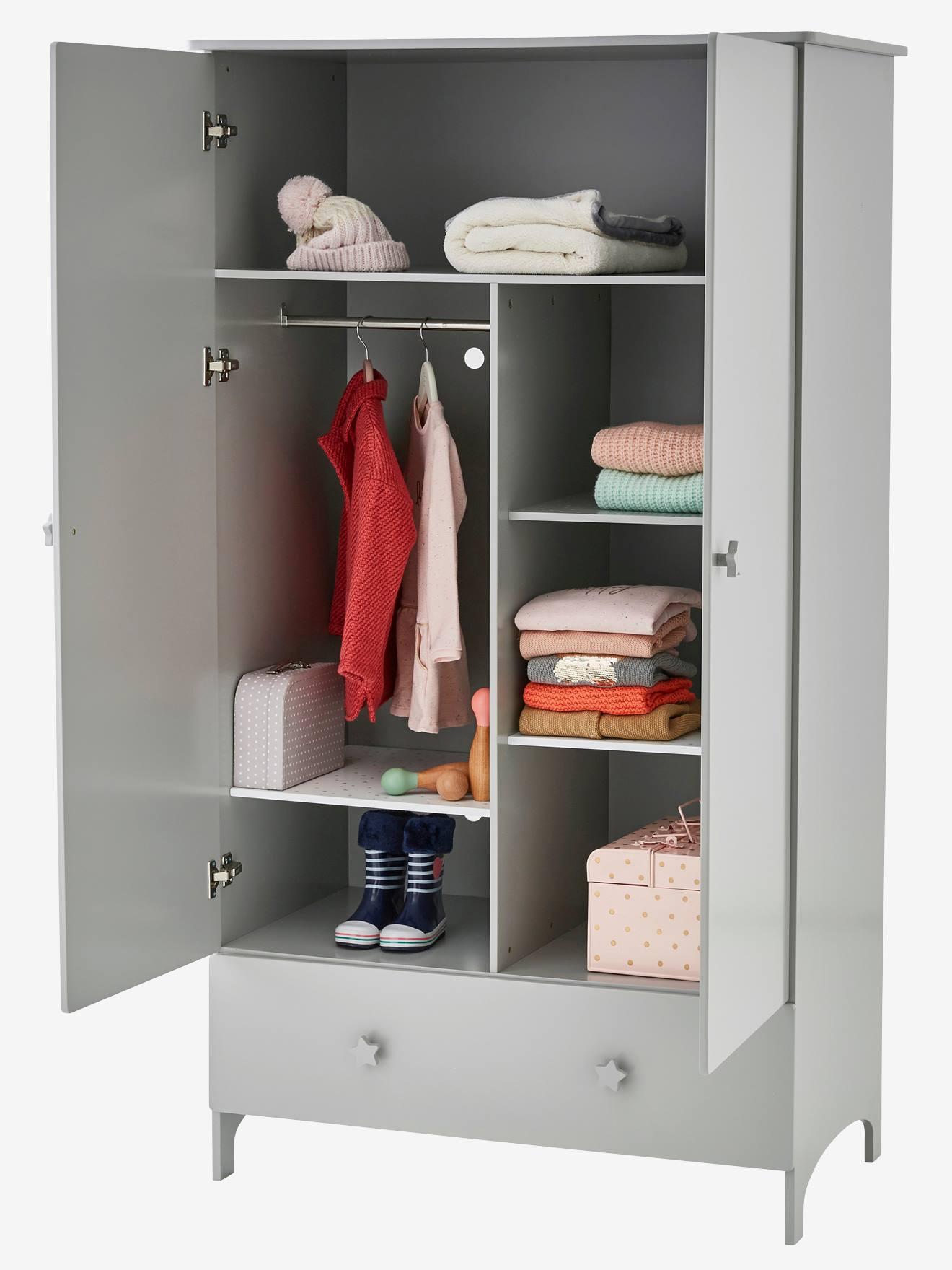 armoire enfant verbaudet meuble bas pour chambre. Black Bedroom Furniture Sets. Home Design Ideas