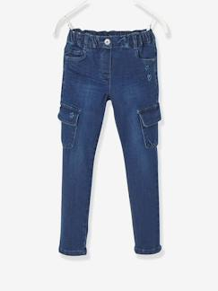 Fille-Jean slim fille tour de hanches MEDIUM