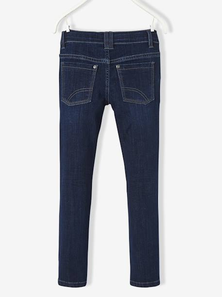 Jean slim garçon ultra-stretch Denim brut 2 - vertbaudet enfant