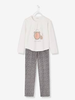 Nouvelle collection-Pyjama velours fille