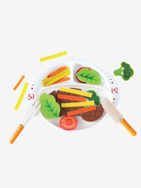 Set steak frites HAPE. Multicolore 2 - vertbaudet enfant