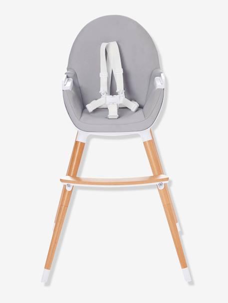 Chaise haute volutive 2 hauteurs topseat vertbaudet for Chaise haute vertbaudet