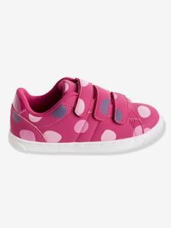 Chaussures-Chaussures fille 23-38-Baskets scratchées fille fantaisie