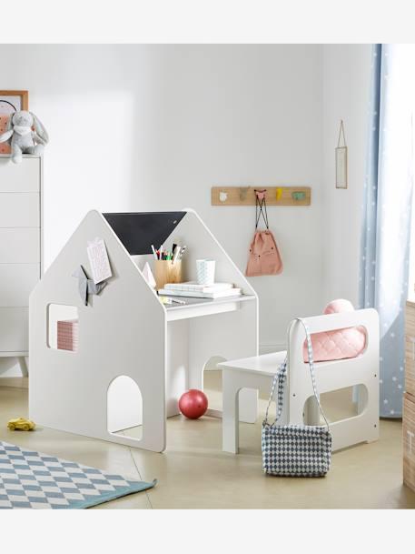 combin maternelle bureau chaise casaburo vertbaudet. Black Bedroom Furniture Sets. Home Design Ideas