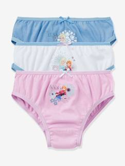 Fille-Lot de 3 culottes fille Reine des neiges® assorties