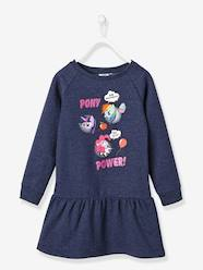 Robe fille My Little Pony® en molleton  [numero-image] - vertbaudet enfant