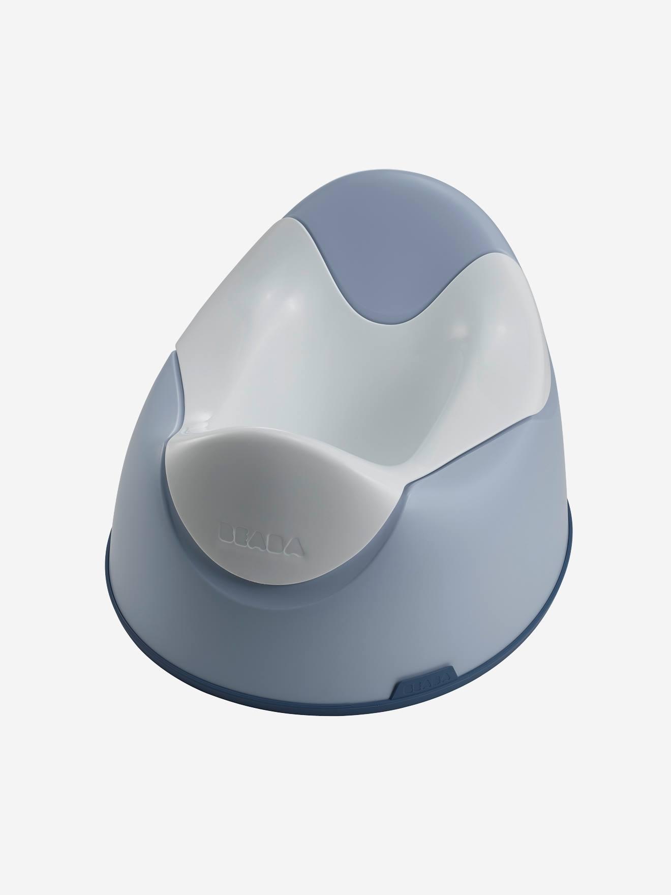 Pot d'hygiène bébé ergonomique BEABA bleu poudré