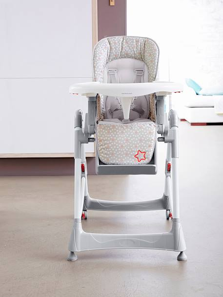 Chaise multiposition VERTBAUDET MagicSeat Gris étoiles+Jungle+Rayé bleu 7 - vertbaudet enfant