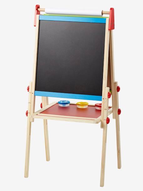 tableau chevalet 3 en 1 hape multicolore hape. Black Bedroom Furniture Sets. Home Design Ideas
