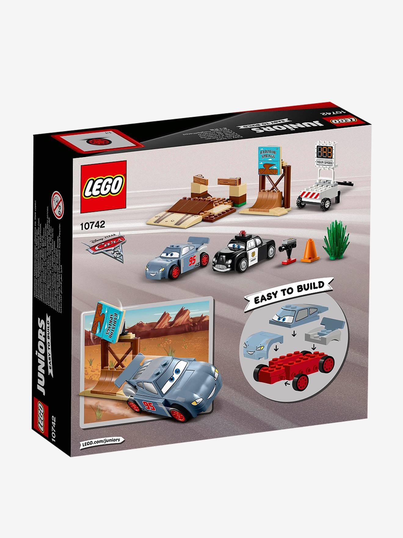De Piste 10742 D'entraînement Willy À Junior Lego Butte La pZAqxgnF4