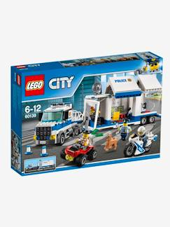Jouet-60139 Le poste de commandement mobile Lego City