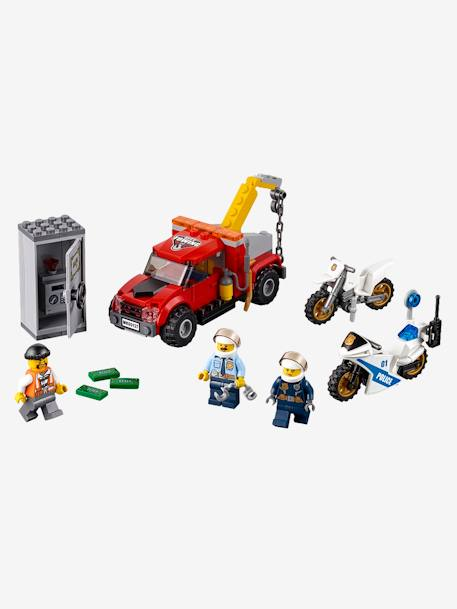 60137 La poursuite du braqueur Lego City Multicolore 2 - vertbaudet enfant