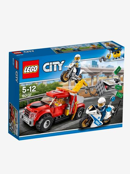 60137 La poursuite du braqueur Lego City Multicolore 1 - vertbaudet enfant