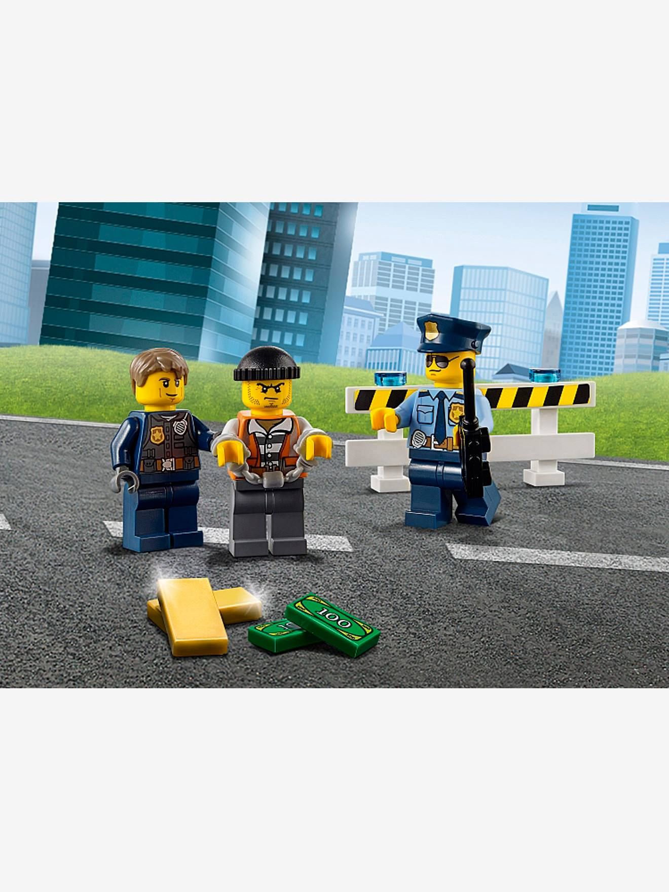 Poursuite 60138 Multicolore Course Hélicoptère Lego En City Duplo La c4LqS3AR5j