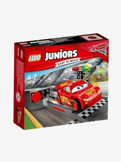 Jouet-Jeux de construction-10730 Le propulseur de Flash McQueen Lego junior