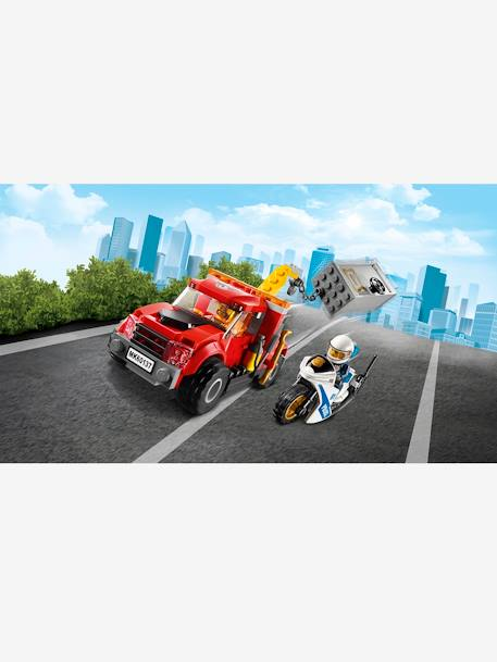 60137 La poursuite du braqueur Lego City Multicolore 3 - vertbaudet enfant
