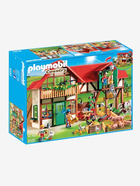 6120 La grande ferme Playmobil Country Multicolore 1 - vertbaudet enfant
