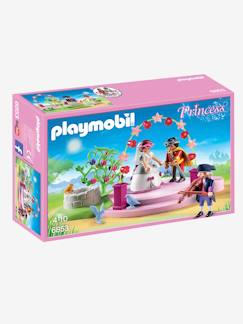 Jouet-Figurines et mondes imaginaires-6853 Couple princier masqué Playmobil Princess