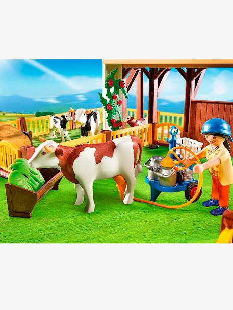 6120 La grande ferme Playmobil Country Multicolore 5 - vertbaudet enfant