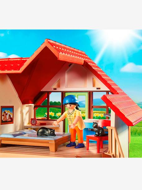 6120 La grande ferme Playmobil Country Multicolore 6 - vertbaudet enfant