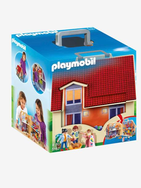 5167 maison transportable playmobil multicolore playmobil. Black Bedroom Furniture Sets. Home Design Ideas