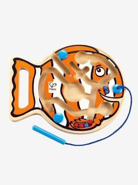 Labyrinthe aimanté poisson Hape multicolore