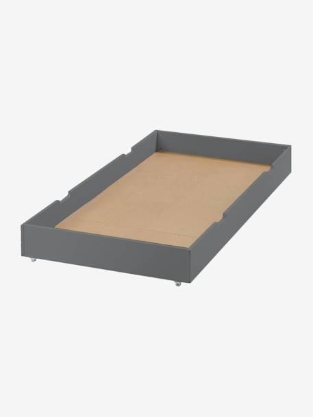 tiroir et tiroir lit roulettes pour lit enfant fixe. Black Bedroom Furniture Sets. Home Design Ideas