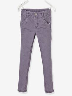 Les pantalons Morphologik-Fille-Pantalon slim fille tour de hanches LARGE morphologik