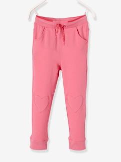 Collection maternelle-Fille-Pantalon fille en molleton Collection Maternelle